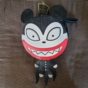 Disney The Nightmare before Christmas scary teddy
